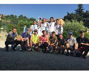 L'équipe Raid Nature championne de Vaucluse !